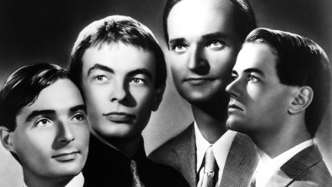 kraftwerk, early electronic music pioneers